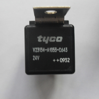 Electronic Components 24 relay V23134-A1053-C643
