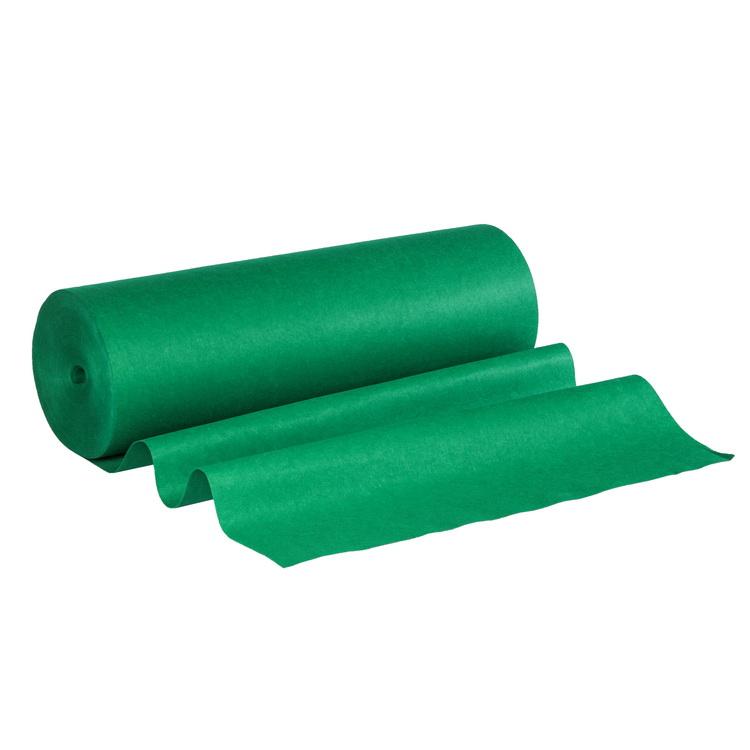 Xinluo Su Misura Usa E Getta non tessuto erba verde tappeto di plastica per wed