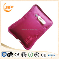 110V Rechargeable Electric Hot Water Bottle Portable Hand Warm Bag