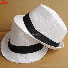 alibaba china fashion straw man fedora hat