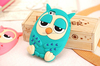 New Arrival colorful hard silicone owl cases for iphone 5s for sony