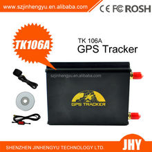 Hot-selling gps tracker TK106A Car GPS tracking system tracking online,for children/animal gps chip for dog