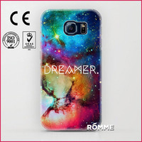 The Phone Case Printing Factory Supplies Various Pattern Protective Hard Shell PC Back Fits Cover Case for samsung galaxy s6
