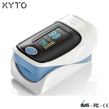 comfortable new design oxymeter Pulse Rate Oxymeter Finger Clip Pulse Oximeter KY-80A