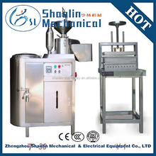 automatic stainless steel soymilk and tofu machine with low noise, no pollution