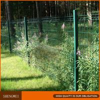 Best price plastic coated wire mesh panel for garden