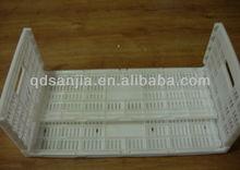 plastic colored tray or box folding box high quality folding box