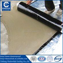 self adhesive bitumen/asphalt eva waterproof needlepunch felt