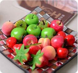 Artificial mini foam fruit