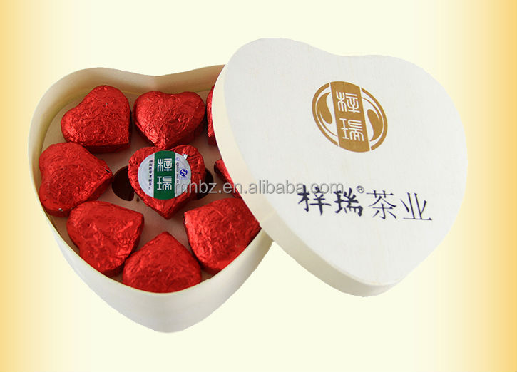 Good young pu erh teas with national bag packages