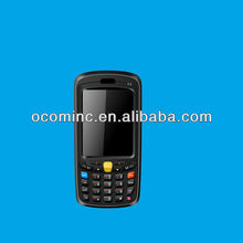 Best Windows Based Handheld Data Collector Wifi GPS GPRS Bluetooth 1d Barcode Scanner Color Screen Industrial PDA