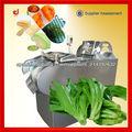 2015 de acero inoxidable multifuncional eléctrica máquina para cortar patatas