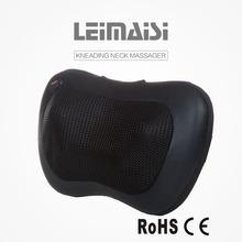 CE Ruian LEIMAISI PU wholesale car with infrared heat 4 roller massage pillow