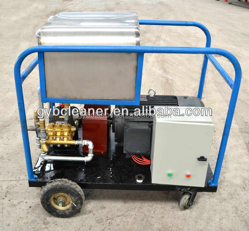 Electric Motor Drive High Pressure Wet Sandblasting Equipment Buy High Pressure Sandblasting