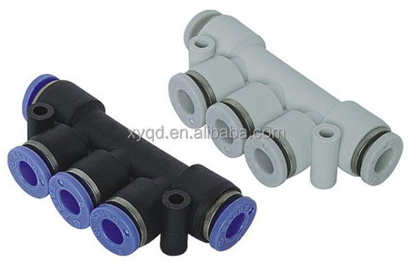Air hose coupler plastic tube fitting festo pneumatic