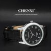 Best Selling Latest Design 100% genuine leather watch strap watch oem cheap custom logo watches
