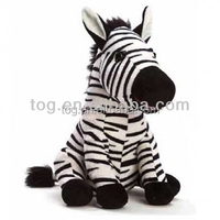 Plush Lovely Zebra