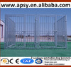 12mm bar heavy duty dog pet play pens with gate 10x10x6 foot classic galvanized outdoor dog kennels easy portable dog cages