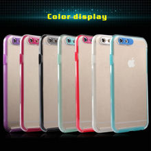 flash light cover case for apple iphone 6