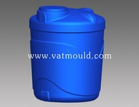 high precision water tank injection mould make mass production process