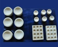 Magnesite Cupels for gold refining