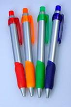 baratos caliente de la muestra libre de marca de promoción bolígrafo