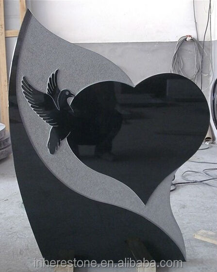 Cheap granite G664 heart shape tombstone.jpg