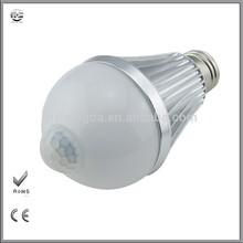 ce rohs approvato sensore di movimento luce esterna sensore di lampadina