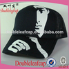 Fitted Cycling Sports Caps Hats 6 Panels Baseball Cap with mesh and print