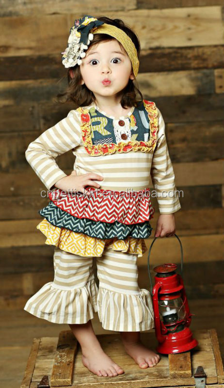 2015 Kids Childrens Boutique Clothing Dress Wholesale Baby ...