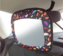 easy view baby back seat mirror 2015 rearview baby mirror on car or stroller
