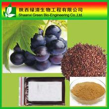 Grape Seed P.e Procyanidin 95% Uv 84929-27-1/High Quality Grape Seed P.e,84929-27-1,Procyanid/Grape Seed P.e Procyanidin 95% Opc