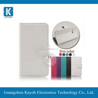 [kayoh] cheapests tpu pu leather case for alcatel ot-5020, couple colors pu leather case