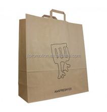 Hot-sale Custom Printed paper bags,retail shopping paper bags
