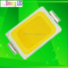 Hot Selling Electronic Component 3.0V DC Compare High Lumen 5730 LED Double Brighter Than 5050 LED