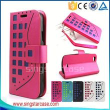 for Cherry Mobile flare x1 Case, Wallet Card Slot Stand Flip Leather Case for Cherry Mobile flare x1
