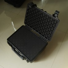 Dustproof camera case/engineering PP material plastic carrying case/tool packing case