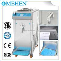 Gelato mix pasteurizer/Ice cream machinery