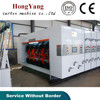 full automatic high speed printting slotting machine and water ink printer slotter