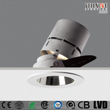 low-voltage adjustable MR16 recessed downlight /wall washer