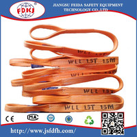 polyester webbing sling/lifting belt