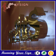 High quality waterproof backlit outside led advertising board