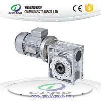 NRV 030 reversible worm gear gearbox motor
