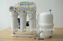 Mineral pot domestic ro water purifier system