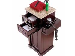 2015 Hot Sale Brown Salon Trolley(AB99)