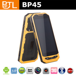 WZL7 sunlight readable 2MP+8MP android 4.4.4 Cruiser BP45 outdoor 4g lte rugged phone dustproof