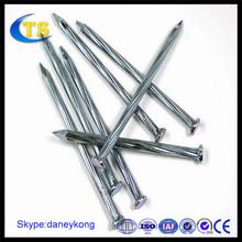 galvanized concrete nails/hardened steel concrete nails/concrete nails CN-017D