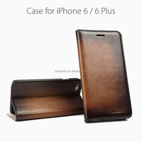 Welcome OEM Wallet genuine leather cover case for iphone 6