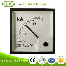 KDSI instrument BE-96 DC+-60mV +-1KA ce certificated ammeter