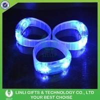 Promotional Concert Flashing LED Wristband,Light Up Wristband,Led LIght Wristband